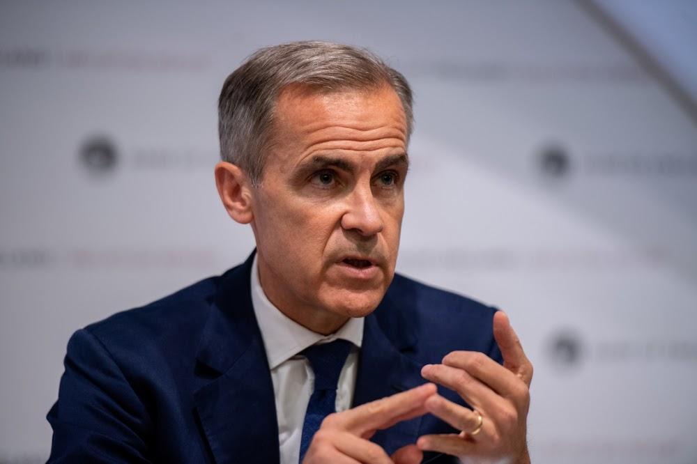 Bank of England sny die Britse groeivooruitsigte, twyfel Brexit-skok