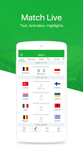 All Football app (apk) free download for Android/PC/Windows