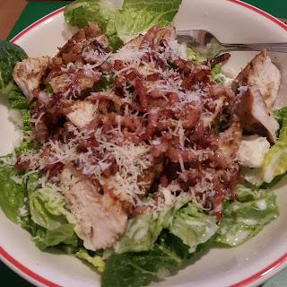 Chipotle Chicken Salad.