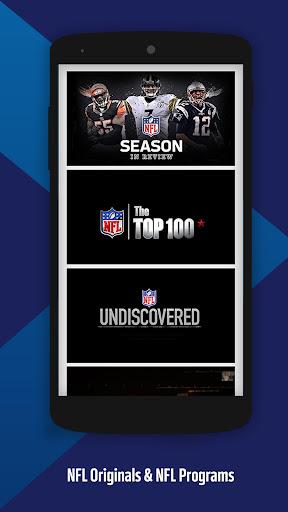 NFL Game Pass International 1.6.6 screenshots 3