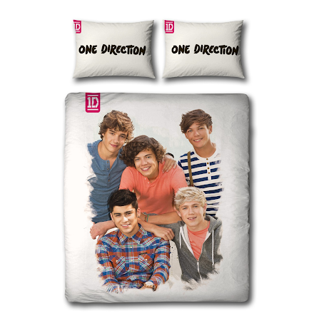 One Direction - Crush - Double Bed Set