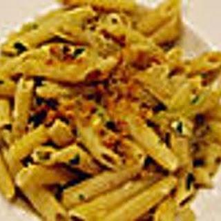 Pasta mit Sardinen und wildem Fenchel.