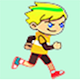 Crazy Running Man : Run Boy