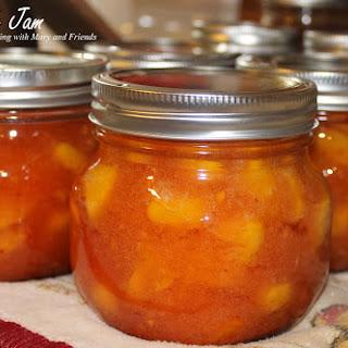 Delicious Peach Jam