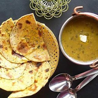 Dal Bukhara With Khasta Missi Roti