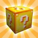 Lucky Block Mod for Minecraft PE - MCPE icon