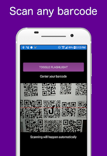 QR Code Scanner: Free QR Code and Barcode Reader - náhled