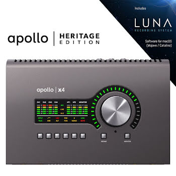 Universal Audio Apollo X4 Heritage Edition