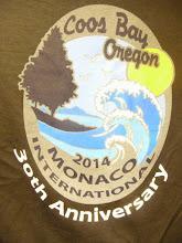 Photo: Volunteer shirts, Coos Bay, Oregon - 30th Anniversary MI 2014