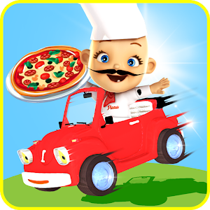 Racing Pizza Delivery Baby Boy for PC and MAC