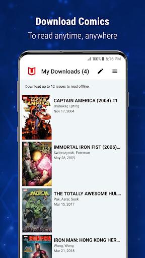 Marvel Unlimited 6.7.0 Paidproapk.com 4
