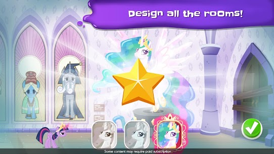My Little Pony Color By Magic MOD (Unlimited Memory Stars) 3