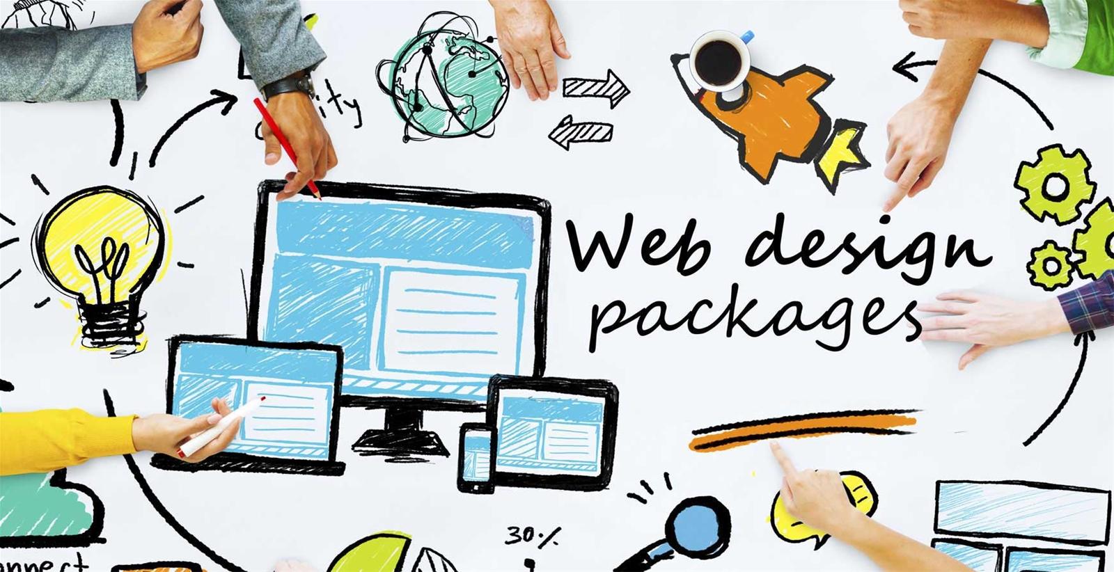 thiết kế website để làm marketing