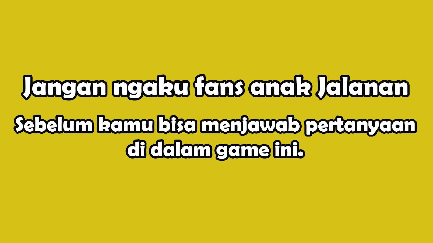 Download Game Anak Jalanan APK Mod APK Obb Data 10 By