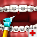 Braces Surgery Simulator - Doctor Games 2021 icon