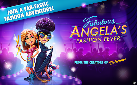 Fabulous - Fashion Fever v1.02 Mod Money + Unlocked