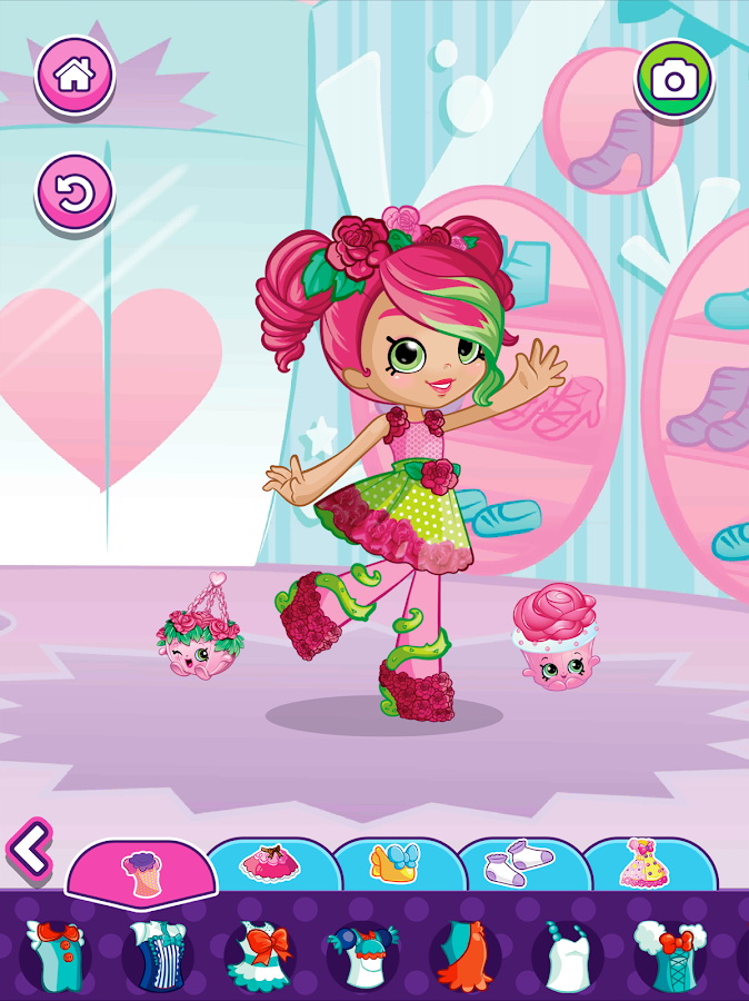 Shopkins: Shoppie Style- screenshot