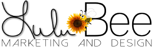 LuluBee Marketing Logo