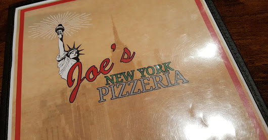 Joe's New York Pizza Alpharetta Georgia Greatness