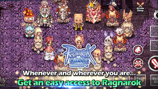 Ragnarok Classic MMORPG 5.8.0 screenshots 12