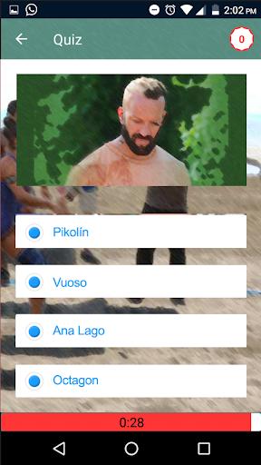 Juegos de Exatlon Trivia Quiz 1.0 screenshots 4