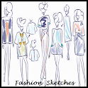 New Best Fashion Sketches Ideas icon