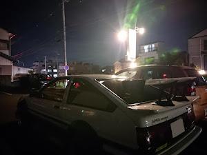 スプリンタートレノ AE86 昭和59年式GT-APEXのカスタム事例画像 おしーんさんの2020年09月27日22:41の投稿