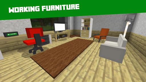 Furniture MODs for Minecraft PE screenshot 3