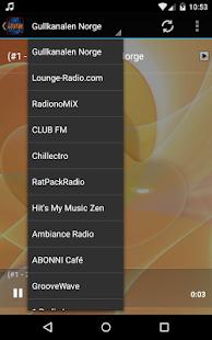 Rádio Zdarma Lounge - náhled