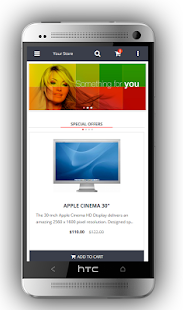 Opencart Store for Android- screenshot thumbnail
