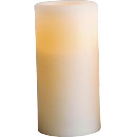 Vaxljus 12.5cm LED