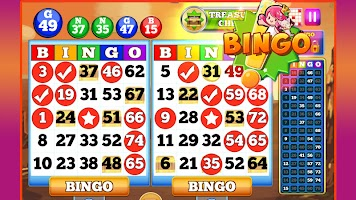 screenshot of BINGO!