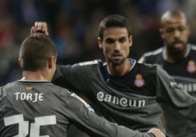 Liga : l'Espanyol dispose aisément de La Corogne
