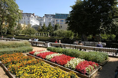 Visiter Jardin franciscain