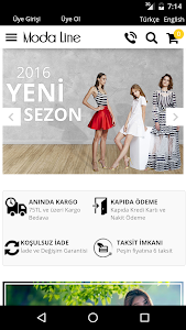 Moda Line screenshot 0