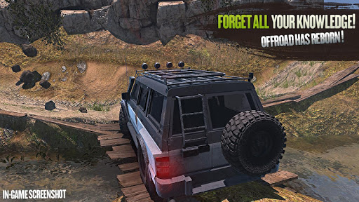 Revolution Offroad : Spin Simulation 1.1.6 screenshots 1