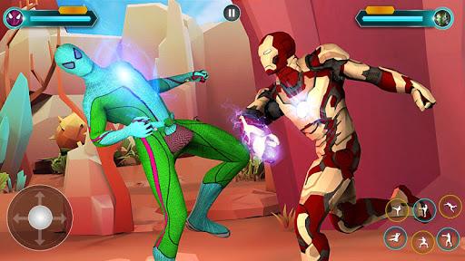 Immortal Superheroes Vs Villains Ring Battle 2018 1.0 screenshots 2