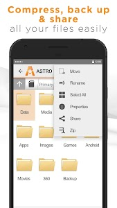 ASTRO File Manager v4.8.1 [Unlocked]