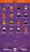 Halloween Cupcakes  Theme - screenshot thumbnail 02