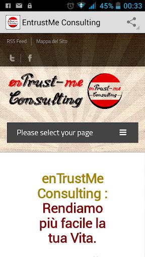 EntrustMe Consulting