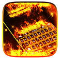 Flames Keyboard icon