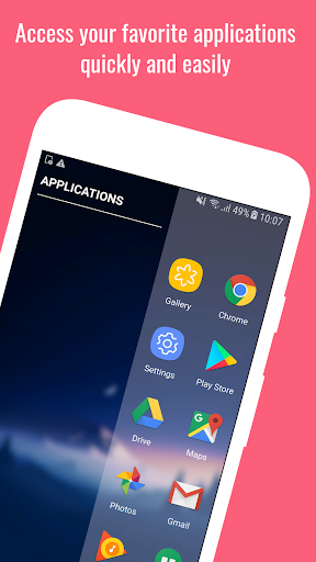 Edge Screen - Edge Launcher, Edge Action 1.5.4 screenshots 2