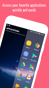Edge Action: Edge Screen, Sidebar Launcher мод