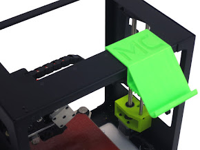 MatterControl Touch Mount - LulzBot Mini