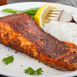 Blackened Salmon Sauce Recipes.