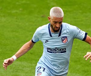 Le grand retour de Yannick Carrasco en Ligue des Champions
