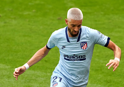 Le grand retour de Yannick Carrasco en Ligue des Champions