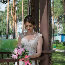 Wedding photographer Anna Chepkova (Photograffkhv). Photo of 23.10.2017