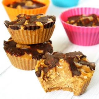 Crispy Peanut Butter Protein Cups (Vegan, Gluten-Free, Dairy-Free, No Refined Sugar)