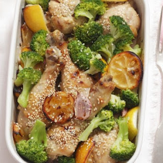 Sesame Chicken Bake